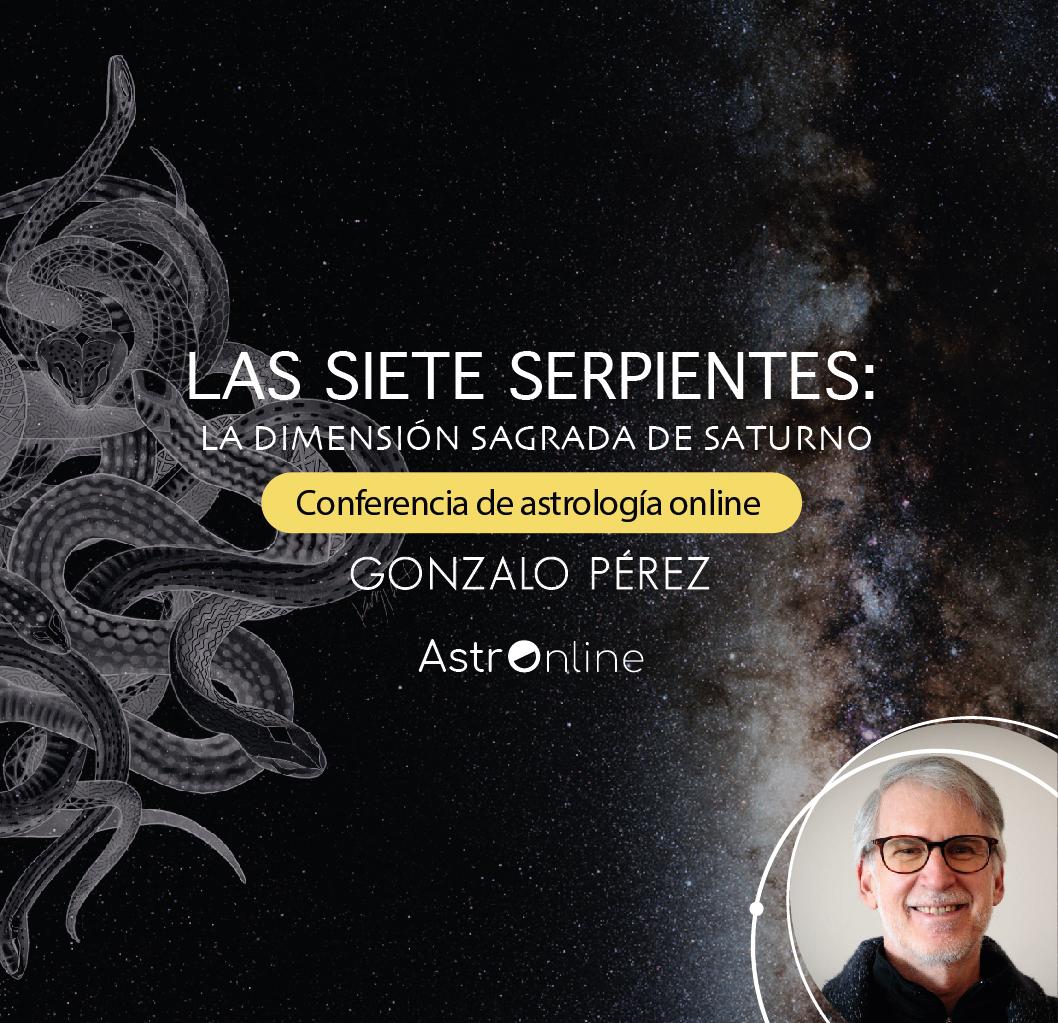 las siete serpientes Gonzalo Pérez